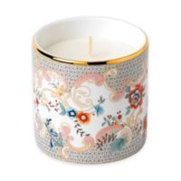 Wedgwood® Wonderlust Rococo Flowers White Peony and Orange Blossom Scented Candle