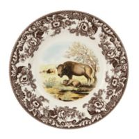 Spode® Woodland Bison Dinner Plate