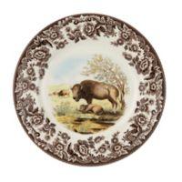 Spode® Woodland Bison Salad Plate