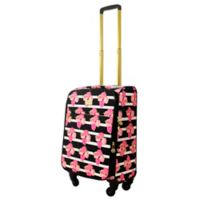 Macbeth Collection® by Margaret Josephs Petunia 21-Inch Spinner Carry-On Luggage