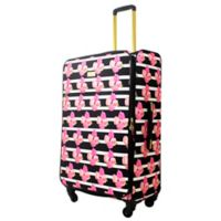 Macbeth Collection® by Margaret Josephs Petunia 29-Inch Spinner Checked Luggage