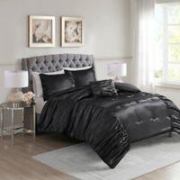 Madison Park Devon 4-Piece Full/Queen Comforter Set