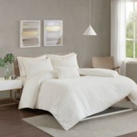 Urban Habitat Sadie Full/Queen Duvet Cover Set in Ivory