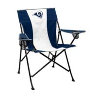 NFL Los Angeles Rams Foldable Pregame Chair