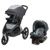 Graco® Relay™ Jogger Travel System in Glacier™