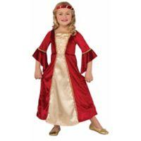 Scarlet Princess Small Child's Halloween Costume