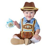 Little Lederhosen Infant's Medium Halloween Costume