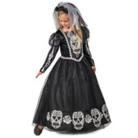 Princess Paradise© Bride of the Dead Child's XSmall 2-Piece Costume