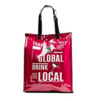 Core Kitchen Global Drink Local Insulated Travel Tote