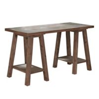 Hillsdale Furniture Oxford Desk in Cocoa