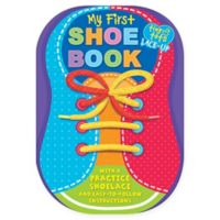 """""""My First Shoe Book"""" Board Book"""