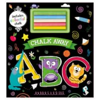 """Chalk Away ABC"" Board Book"