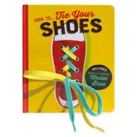 """Cottage Door Press """"How To Tie Your Shoes"""" Book"""