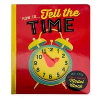 "Cottage Door Press ""How To Tell The Time"" Book"