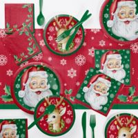 Creative Converting™ 73-Piece Classic Santa Party Supplies Kit