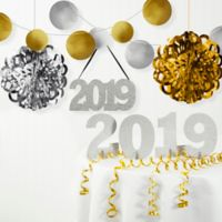Creative Converting™ 7-Piece 2019 New Year's Decorations Kit