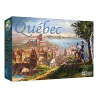 Asmodee Editions Quebec Strategy Game
