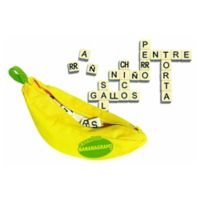 Spanish Bananagrams Word Game