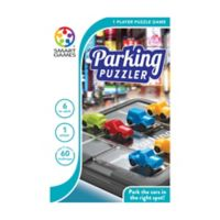 SmartGames Parking Puzzler™ Brain Teaser Puzzle