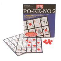 Po-Ke-No 2 Game (Blue Box)