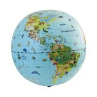 Animal Quest Inflatable Globe Game