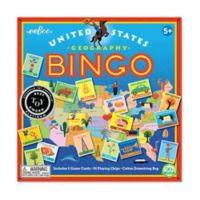 eeBoo United States Geography Bingo Educational Game