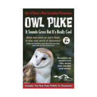 Owl Puke Science Kit
