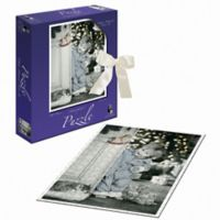 USAopoly 550-Piece Kim Anderson Anticipation Jigsaw Puzzle
