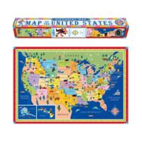 This Land is Your Land Pictorial Map of the USA