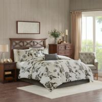 Harbor House Nellie California King Comforter Set in Grey