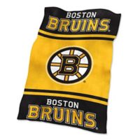 NHL Boston Bruins UltraSoft Blanket