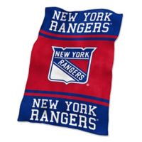 NHL New York Rangers UltraSoft Blanket