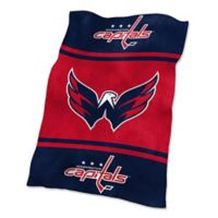 NHL Washington Capitals UltraSoft Blanket