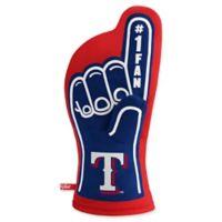 MLB Texas Rangers #1 Fan Oven Mitt