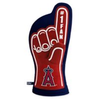MLB Los Angeles Angels #1 Fan Oven Mitt