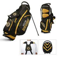 NHL Boston Bruins Fairway Golf Stand Bag