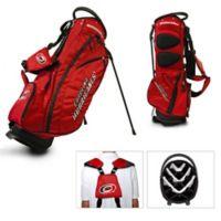 NHL Carolina Hurricanes Fairway Golf Stand Bag