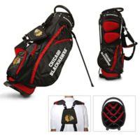 NHL Chicago Blackhawks Fairway Golf Stand Bag