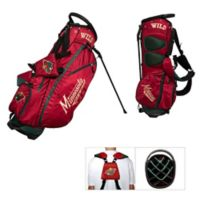 NHL Minnesota Wild Fairway Golf Stand Bag