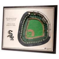 MLB Chicago White Sox 5-Layer Stadium Views 3D Wall Art