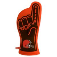 NFL Cleveland Browns #1 Fan Oven Mitt