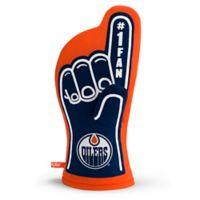 NHL Edmonton Oilers #1 Fan Oven Mitt