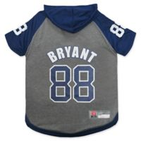 NFL Dallas Cowboys Dez Bryant Small Pet Hoodie T-Shirt