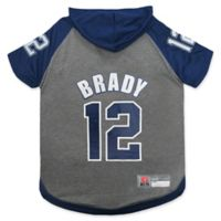 NFL New England Patriots Tom Brady Medium Pet Hoodie T-Shirt