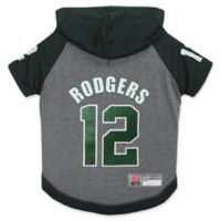 NFL Green Bay Packers Aaron Rodgers Small Pet Hoodie T-Shirt