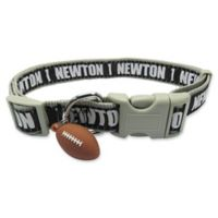 NFL Carolina Panthers Cam Newton Medium Pet Collar