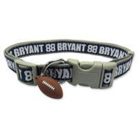 NFL Dallas Cowboys Dez Bryant Large Pet Collar