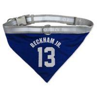 NFL New York Giants Odell Beckham Jr. Large Reversible Dog Bandana