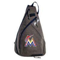 MLB Miami Marlins Slingbak Baseball Bag