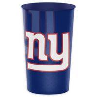 NFL New York Giants 8-Pack 22 oz. Souvenir Plastic Cups
